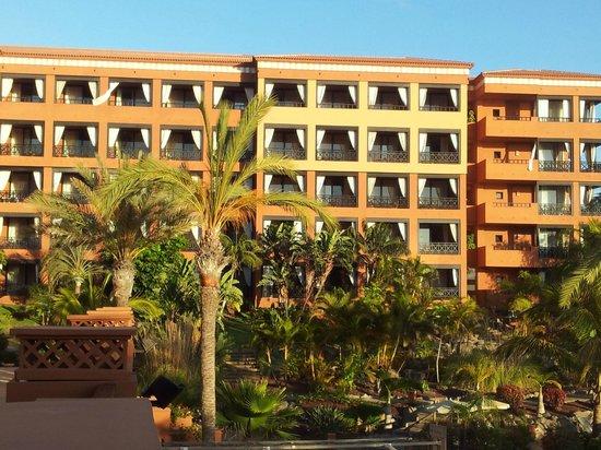 H10 Costa Adeje Palace : vista desde el lateral