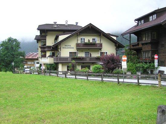 Berghof: В Австрии все домики в подобном стиле
