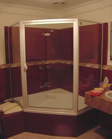 Hatcher's Manor: Bathroom