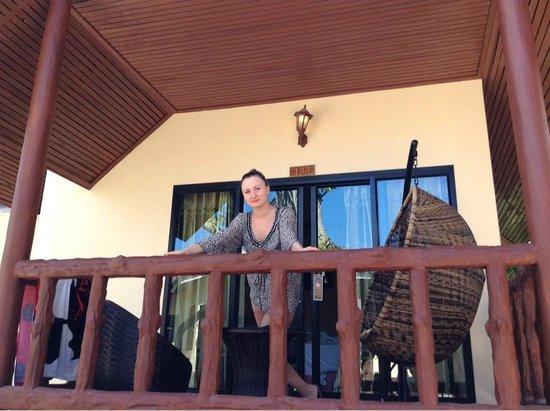 Phi Phi Villa Resort : our lovely private villa