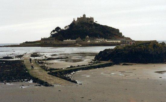 St. Michael's Mount: Squarcio del Castello