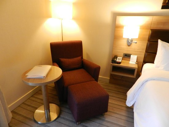Hilton Garden Inn Istanbul Golden Horn Turkey: room