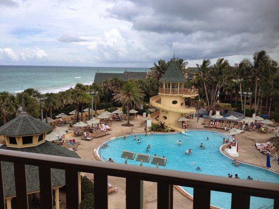 Disney's Vero Beach Resort: Inn - Ocean View
