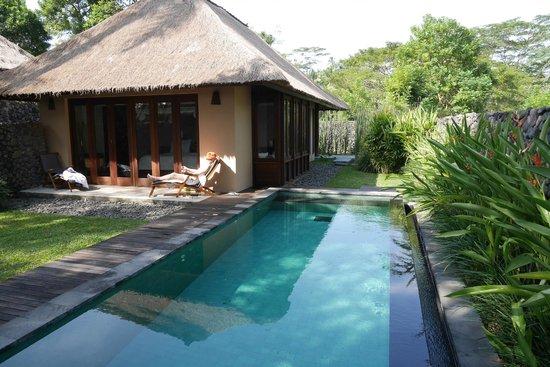 Alila Ubud : pool villa