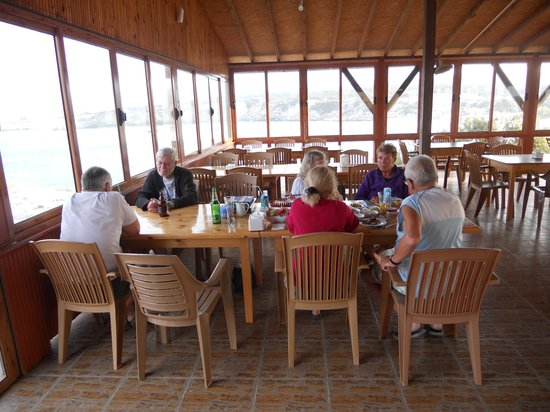 Sea Bird Motel : Eating