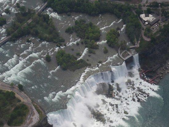 Niagara Helicopters: American Falls