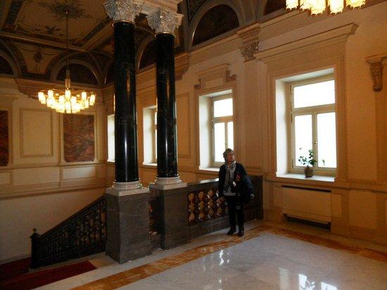 Boscolo Prague, Autograph Collection: Escalera central