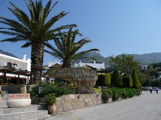 Hotel Alianthos Garden: Alianthos Garden Plakias