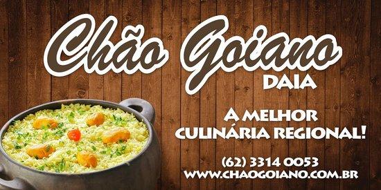 Chão Goiano Restaurante - DAIA