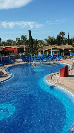 Dunas Maspalomas Resort: Piscine animation Lookéa