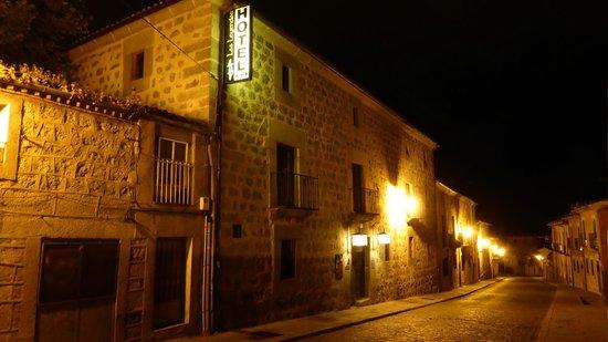 Hotel las Leyendas : Fronte hotel