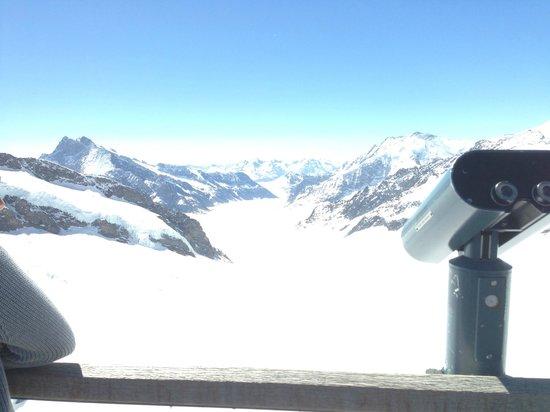 Jungfraujoch: Atop the Jungfrau