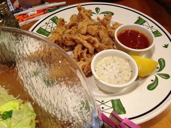 Calamari (Starter)