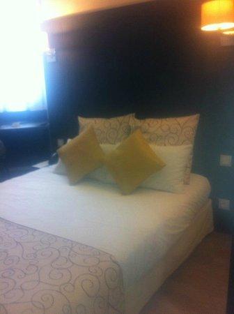 Le Bayonne Hotel & Spa : Chambre Basic double