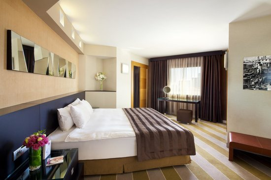 Point Hotel Taksim: Junior Suite