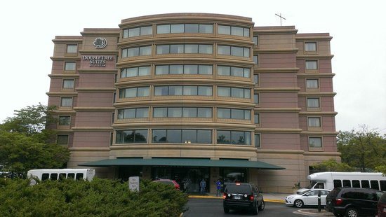 Doubletree Suites by Hilton Hotel & Conference Center Chicago / Downers Grove : Double tree