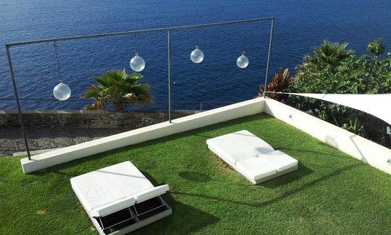 Estalagem Ponta do Sol: Relax zetels