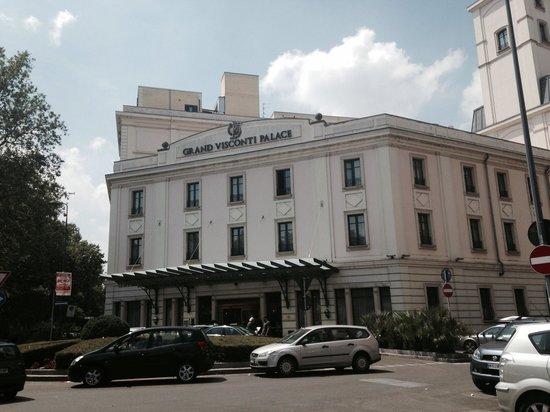 Grand Visconti Palace: Elegant !