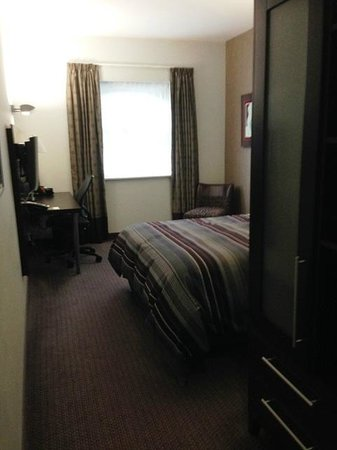 Club Quarters Hotel, Trafalgar Square: Room on 3rd floor
