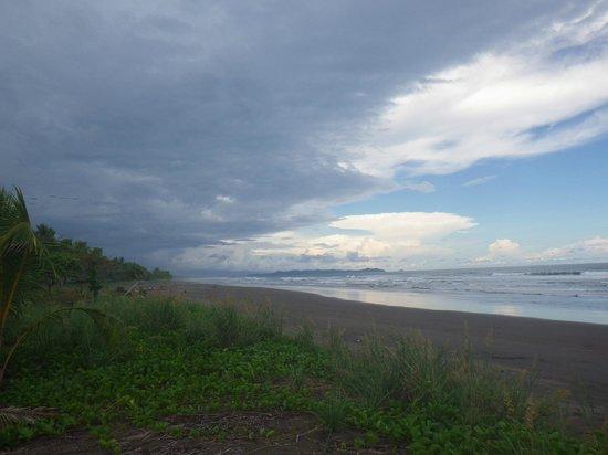 Beso del Viento: View of the beach