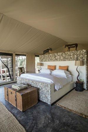 Chem Chem Safari Lodge : Chem Chem Lodge - Bedroom