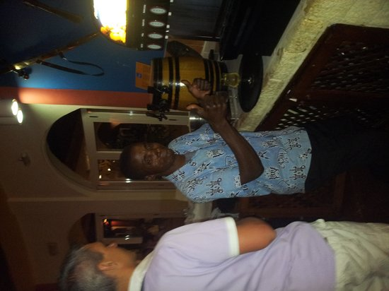 Royal Horizons Boa Vista : Tanko he cannot do enough for you