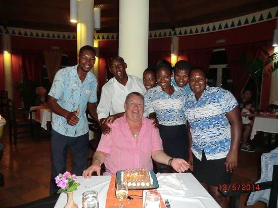 Royal Horizons Boa Vista : Birthday suprise