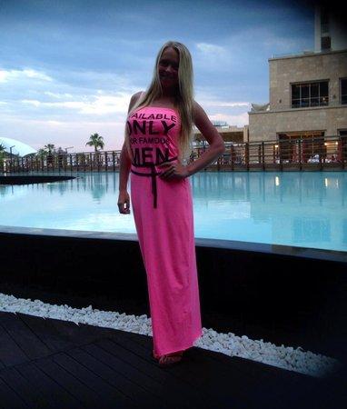 Hotel Riu Kaya Palazzo: the main pool