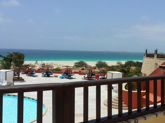 Royal Horizon Boa Vista : 1st view on arrival breathtaking