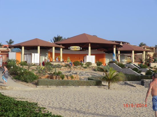 Royal Horizon Boa Vista : Beach bar
