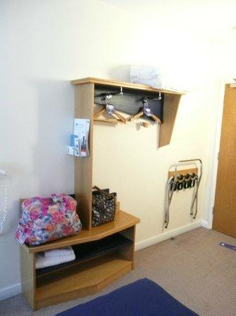 Holiday Inn Express Canterbury: Storage facilities