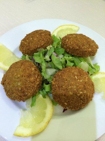 Ali Baba : falafel