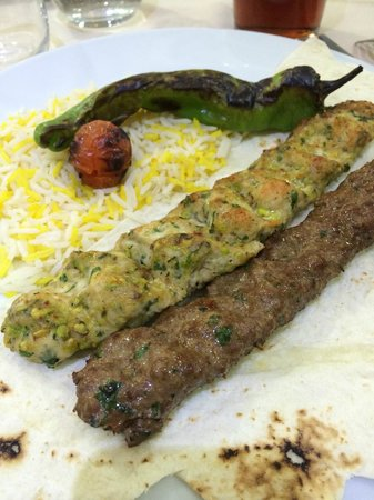 Ali Baba : spiedini di carne