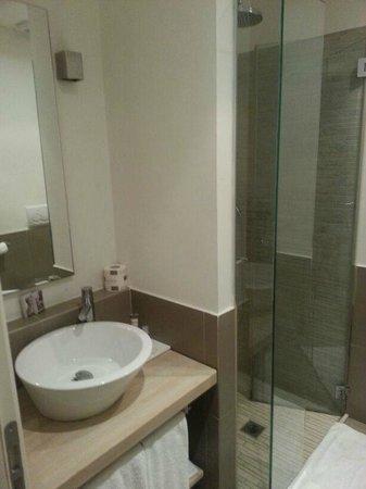 Le Rose Suite Hotel: bagno