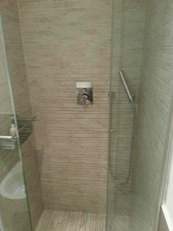 Le Rose Suite Hotel: doccia