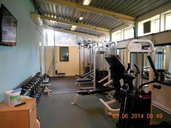Warner Leisure Hotels Gunton Hall Coastal Village: Well Equipped Gym!