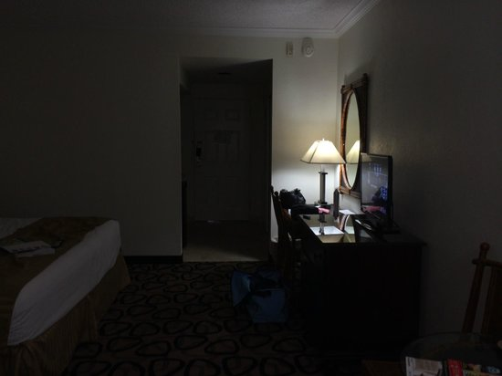 Boca Raton Plaza Hotel and Suites : room