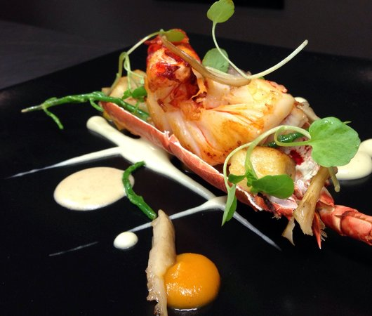 Corin on Mainstreet: Freshest Helens bay lobster from the all new summer menu.
