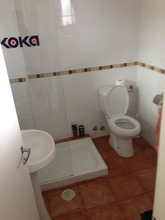 Koka Apartments: Bathroom