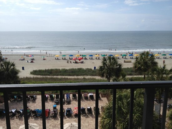 The Breakers Resort : View from our oceanfront suite