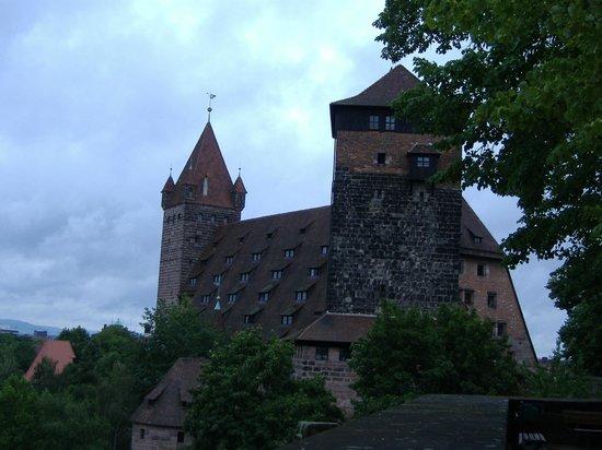 Kaiserburg Nürnberg: Kaiserburg di Norimberga