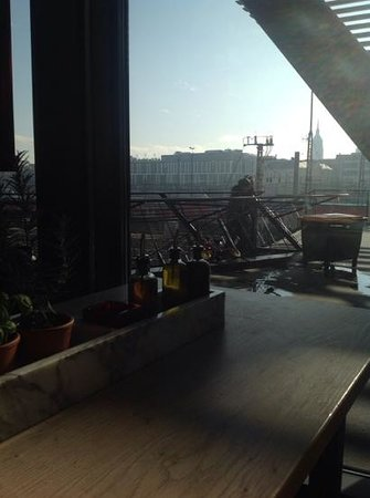 Vapiano: The view - very pleasant