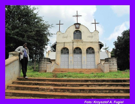 Polish Refugee Church in Masindi