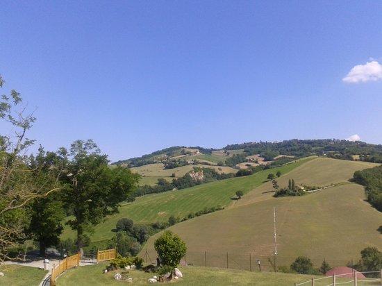 La Corte Della Miniera: colline