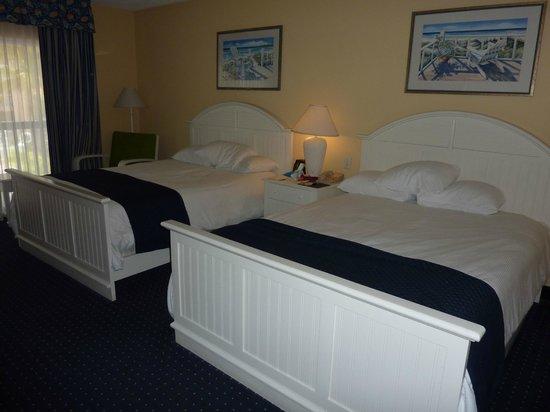 DoubleTree by Hilton Hotel Grand Key Resort - Key West: chambre