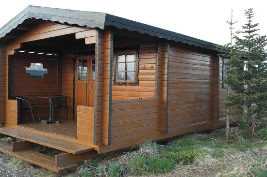 Kaldbaks-kot Cottages: our cabin