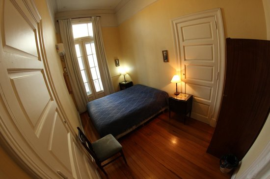 Republica San Telmo: Hotel double room with balcony
