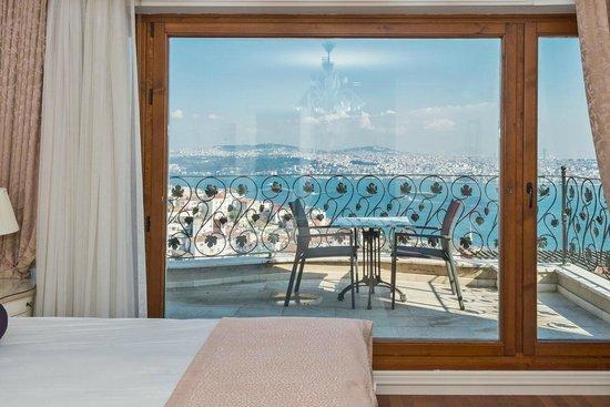 Suitel Bosphorus: Odanın manzarası