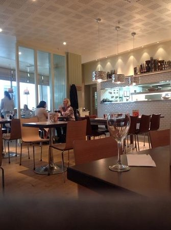Italian Restaurants In Leeds Trinity