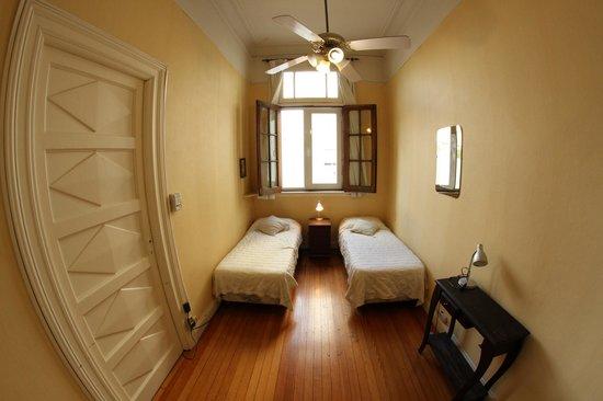 Republica San Telmo: Hotel twin room